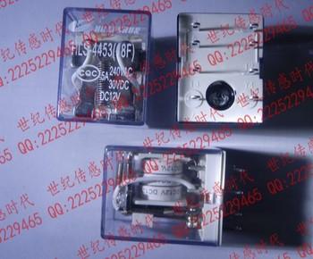 2 sztuk partia HELISHUN przekaźnik HLS-4453 (18F) DC24V 5A 240VAC 30VDC DC24V oryginalny autentyczny darmowa wysyłka tanie i dobre opinie HLS-4453(18F) DC24V NoEnName_Null