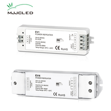 RGB RGBW Amplifier 5V 12V 24V 36V EV3 EV1 EV4 PWM Power Repeater 5A 6A 8A DC Single Color CT Amplifier for LED Strips Lamp Bulbs ltech led controller lt 3010 8a dc12 24v 8ch 1a 8a led cv power repeater accept pwm control for single color led strip