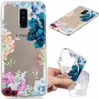 100pcs Case for Samsung Galaxy J8 2018 Cover Silicone for Samsung Galaxy J8 2018 Cover TPU Funda for Samsung J8 2018 Phone Case