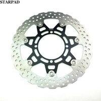 STARPAD for Kawasaki klx250 front disc brakes Spot wholesale versatility