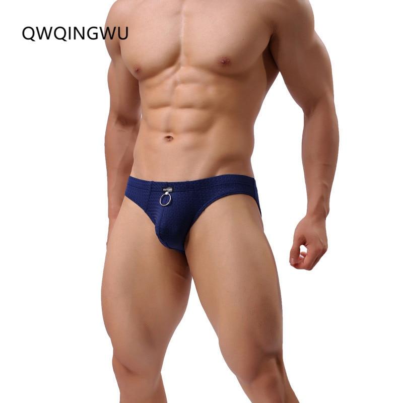 218923661 مثير الرجال ملخصات هوب حزام الوقاية منخفضة الخصر تنفس حفرة جوفاء الرجال  المثليين داخلية رجالي موجزات