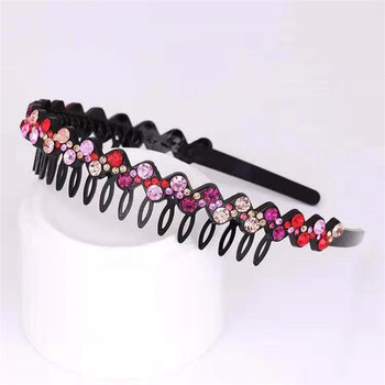 Colourful Hand Made Rhinestone and Crystal Hairbands.