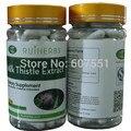 1 Garrafa de Leite de Cardo Extrato Silymarin 80% Pó Cápsula 500 mg x90Counts frete grátis