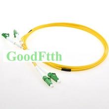 Fiber Patch Cord Jumper LC-LC APC LC/APC-LC/APC SM Duplex GoodFtth 1-15m