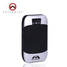 Vehículo GPS Tracker GPS303I Coche Espía Dispositivo de Seguimiento Mini Localizador Sensor de combustible Cortó el Aceite Del Motor Remoto de Alarma de Puerta Abierta Control