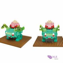SC: Pocket Monster – 1148  Diamond Micro Nano Building Blocks Action Figure boy & girl gifts