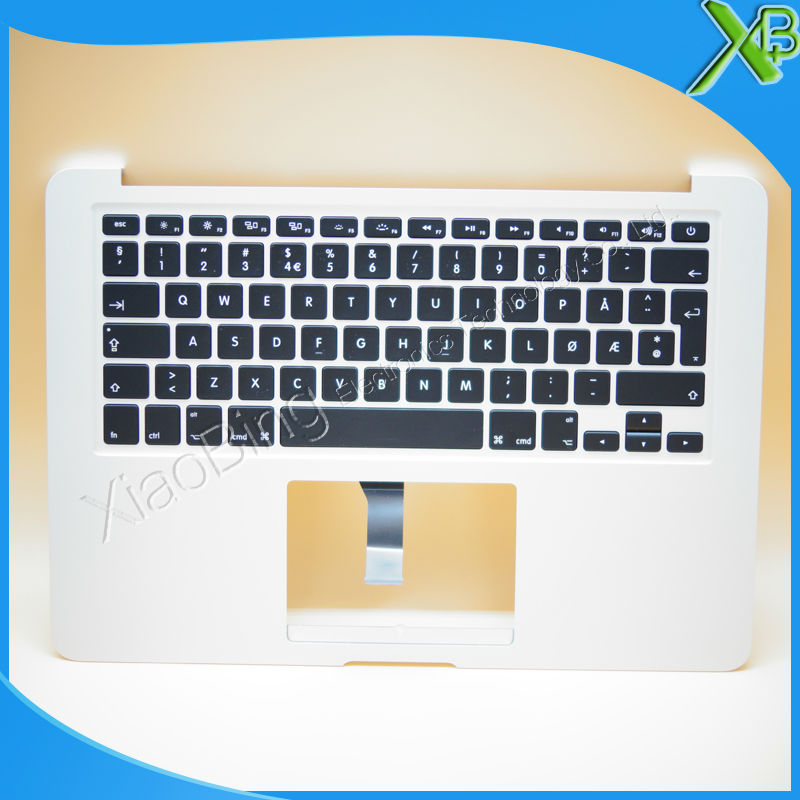 New TopCase with NO Norway Norwegian Keyboard for MacBook Air 13.3 A1466 2013-2015 years new topcase with no norway norwegian keyboard for macbook air 11 6 a1465 2013 2015 years
