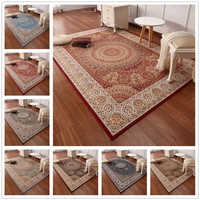 200*290cm Persian Style Carpets For Living Room Luxurious Bedroom Rugs And Carpets Classic Turkey Study Floor Mat