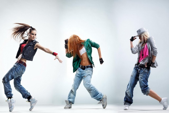 dancers wallpaper dance music cool girl hip hop dy042 room home wall