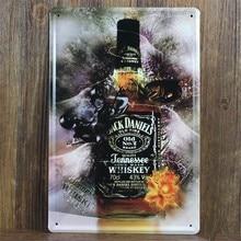 Jack Daniel's Style Decor Sign