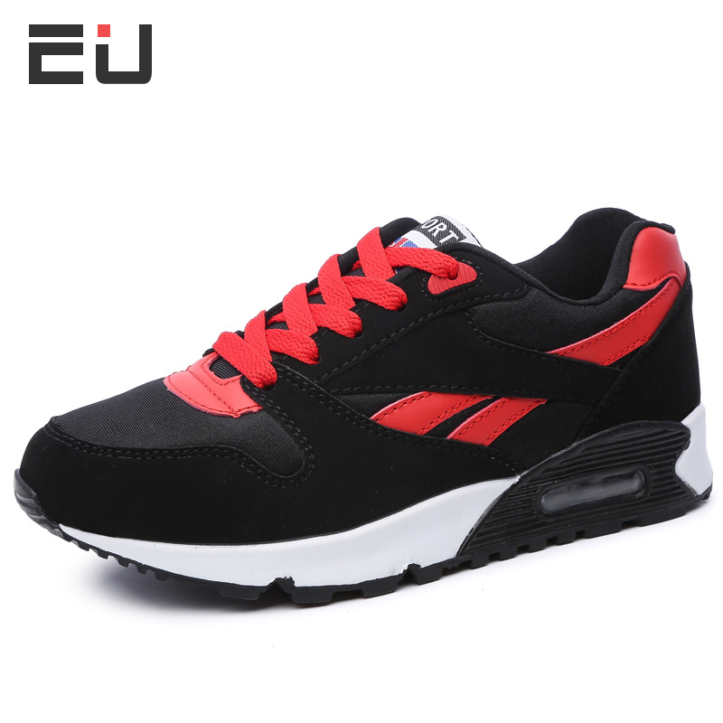 2018 New Arrival Big Size Running Shoes for Male Outdoor Exercise Trainer Sneakers Non-slip Sport Shoes
