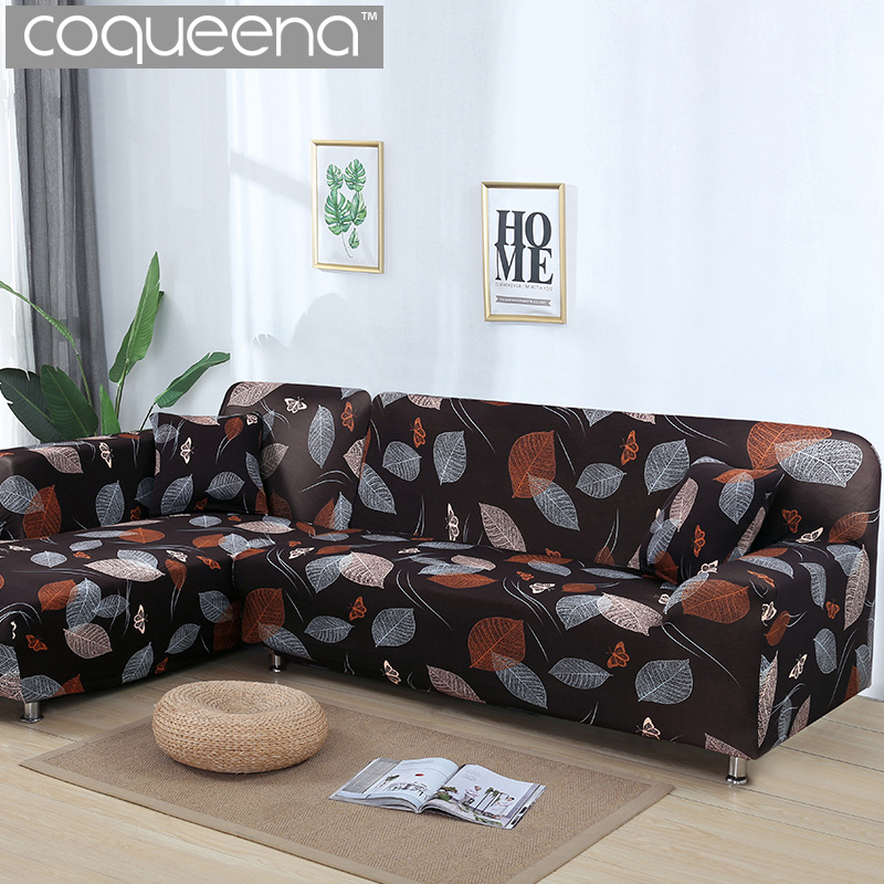 2 pieces Covers for L Shaped Sofa living Room Sectional Slip Cover Universal Stretch Elastic Corner Sofa Covers Home Decor SC0592 pieces Covers for L Shaped Sofa living Room Sectional Slip Cover Universal Stretch Elastic Corner Sofa Covers Home Decor SC059