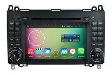 Quad core Android 5.1.1 Car DVD GPS for Mercedes/Benz W169 W245 Viano Vito Sprinter W906 W209 W311 W315 W318 with Radio WiFi BT