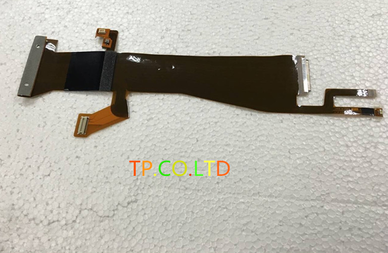 Genuine New Free Shipping For IBM Lenovo Thinkpad T500 W500 Lcd Screen Cable 93p4590 free shipping original 9 inch lcd screen cable numbers kr090lb3s 1030300647 40pin