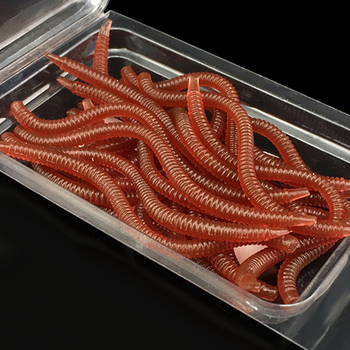 20PCS/Lot soft lure fishing worms sea Red Worms EarthWorm soft bait worms Lure fishing lure sea worms for fishing Тахеометр