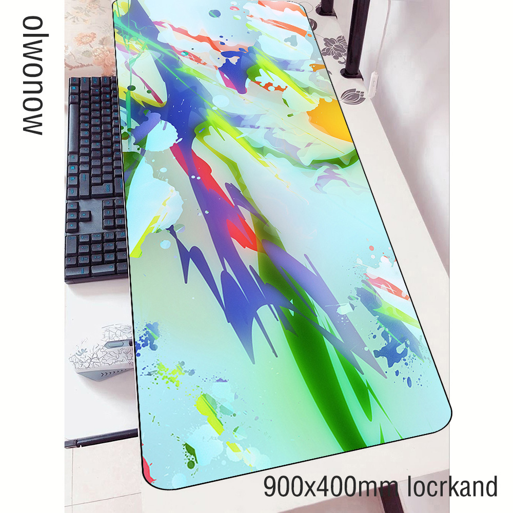 rgb <font><b>padmouse</b></font> <font><b>900x400x3mm</b></font> gaming mousepad game HD print mouse pad gamer computer desk cheapest mat notbook mousemat pc image