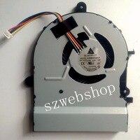 Yeni asus için k501lx k501lx-eb71 k501ux a501l v505l k501lb k501lb5200 k501l mf60120v1-c460-s9a ksb0705ha-9 laptop cpu soğutma fanı