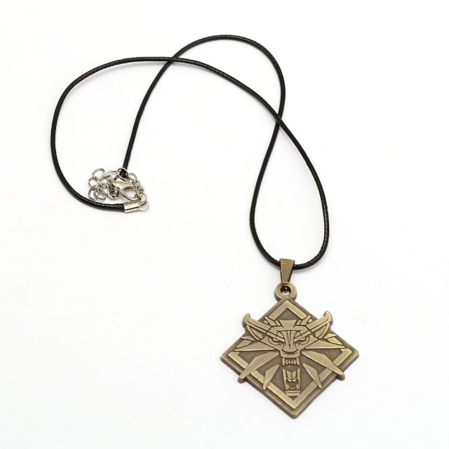 Witcher Necklace 3