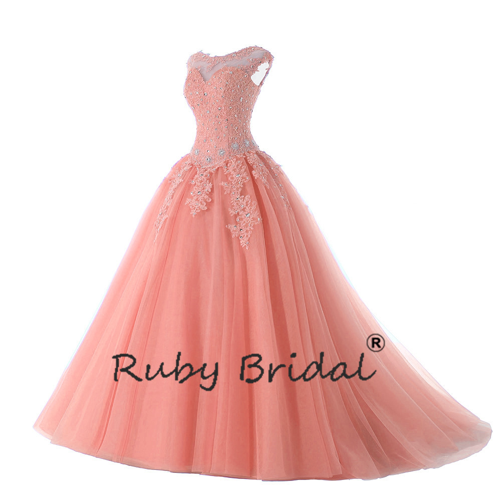Ruby Bridal Special Red Quinceanera Dresses Vestido Debutante Blue ...