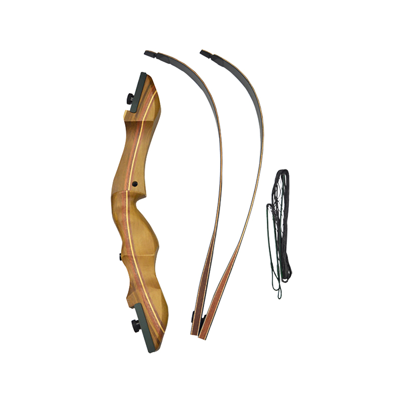 Image 2 - 1pc 60inch 40lbs Archery Recurve Bow Right Hand F1 Hunting Bow Takedown Outdoor Hunting Shooting Target Practice Accessories-in Bow & Arrow from Sports & Entertainment