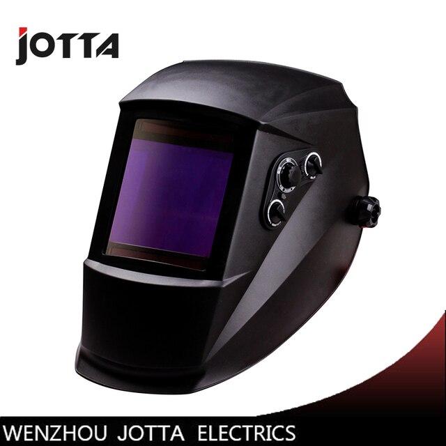 DIN9-DIN13 Solar + bateria AAA automático escurecimento TIG MIG MMA máscara  de solda  2893c43d2e