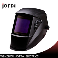 Solar+AAA battery automatic DIN9 DIN13 darkening TIG MIG MMA welding mask/helmets face mask goggles/eye protection mask