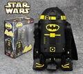 Star Wars Batman Figura Força R2 D2 Cos Desperta R2d2 Droid Bootleg Nova Caixa de Presente