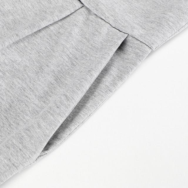 2018 New Summer Women Dress Knee-Length Sexy Bandage Bodycon Dress Short Sleeve Casual Dresses Sundress Femme GV451 4