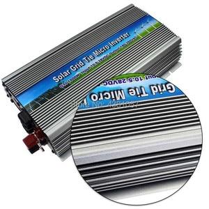 Image 3 - محوّل ربط شبكي 1000 واط لوحة طاقة شمسية 18 فولت ، وظيفة MPPT ، تيار مستمر 10.5 ~ 28 فولت إلى التيار المتناوب 220/110 فولت موجة جيبية نقية متناهية الصغر على محوّل ربط شبكي