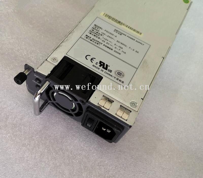100% alimentation de travail pour W0PSA5000 PSC500-A 500 W entièrement testé