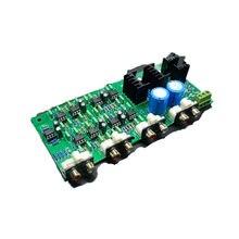 Linquez-placa electrónica de tres vías preamplificadora, 3 separadores, placa amplificadora de potencia
