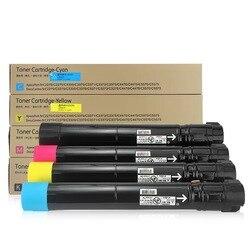 Kompatybilne kasety z tonerem dla Xerox 7525 7530 7535 7545 7556 drukarka laserowa do 006R01517 006R01518 006R01519 006R01520 w Kasety z tonerem od Komputer i biuro na