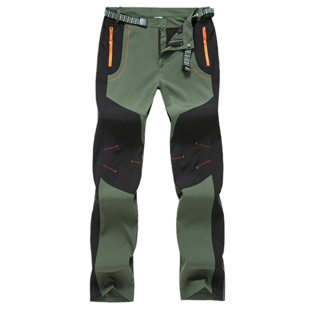 Men Winter Waterproof Fishing Climb Trekking Hunting Camping Ski Tactical SoftShell Hiking Military Pant Man Army Trousers IX9