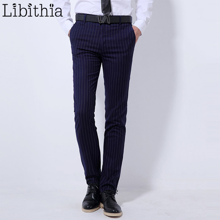Online Get Cheap Stripe Dress Pants Men -Aliexpress.com | Alibaba ...