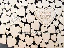 Personalizowana księga gości  BIG HEART
