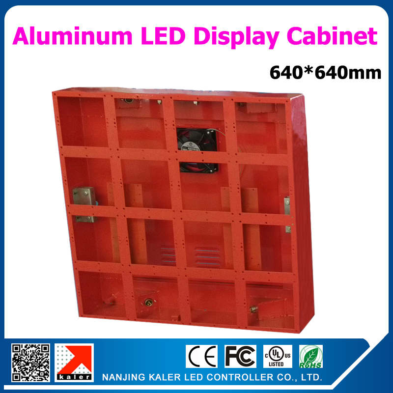 Orange color 640*640mm p10 led display cabinet outdoor aluminum led screen board for p10 outdoor video led displayOrange color 640*640mm p10 led display cabinet outdoor aluminum led screen board for p10 outdoor video led display