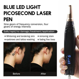 Image 3 - Laserowy pigment do tatuażu blizna kret pieg brwi korektor do usuwania plam LED Picosecond okulary melanina rozcieńczanie maszyna narzędzie do pielęgnacji skóry