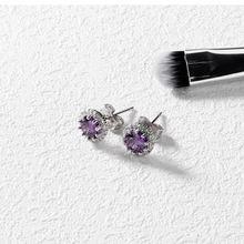 Горячая Распродажа ювелирные изделия для девочек 12 цветов Круглые