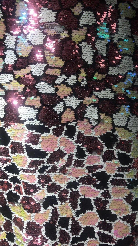 Telas de encaje nigeriano de lentejuelas de precio de fábrica de tela de tul de malla bordada CiCi 4.1805-in encaje from Hogar y Mascotas    1