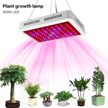 600/1000/1200W LED Grow Light Full Spectrum Red+Blue+White+UV+IR AC85-265v SMD5730 Led Plant Lamps Aquarium