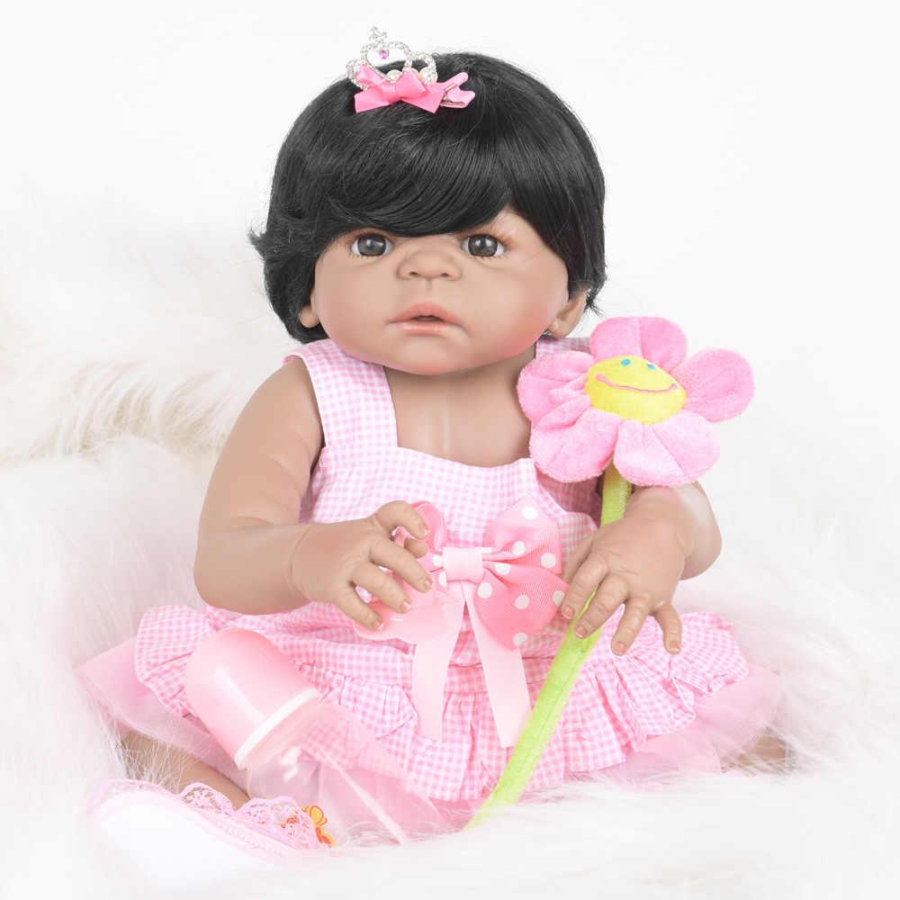 22 55cm Wig HairLifelike Reborn Dolls Kids Toys DIY Doll Boy Reborn Brinquedos Action Figure Toy22 55cm Wig HairLifelike Reborn Dolls Kids Toys DIY Doll Boy Reborn Brinquedos Action Figure Toy