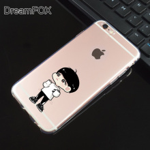 Kawaii Cute BTS iPhone Cases