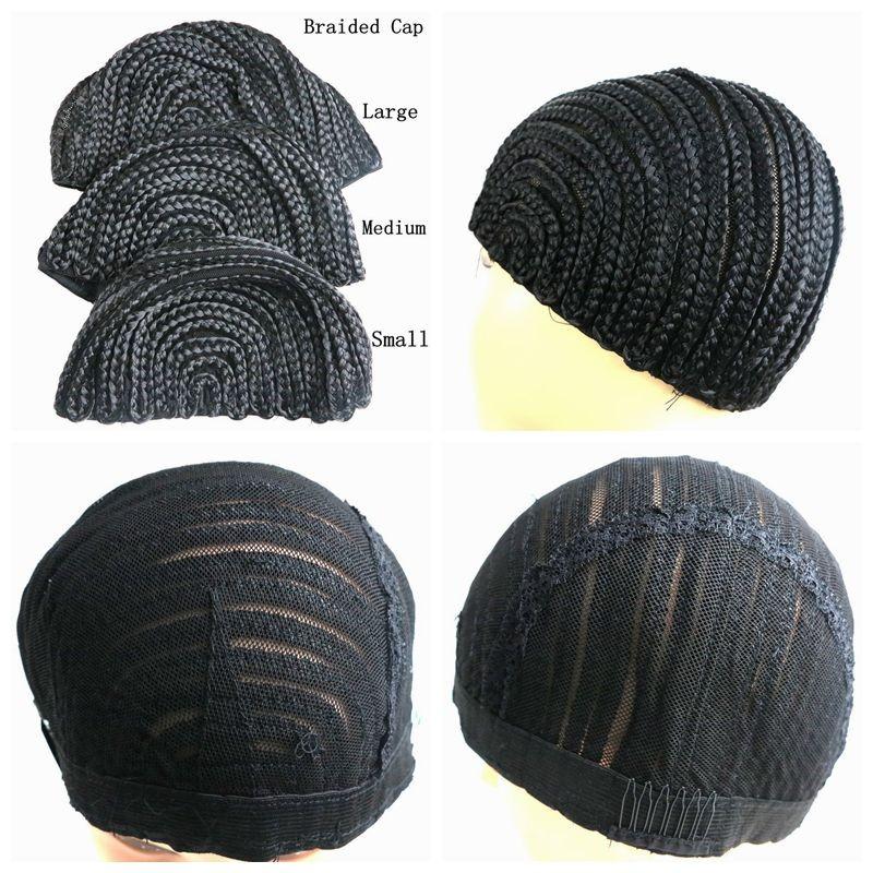Braided Wig Cap