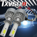 Wupp H1 110 W 20000LM LEVOU Kit De Conversão Farol Do Carro Lâmpada de Feixe de Condução Lâmpada 6000 K H1