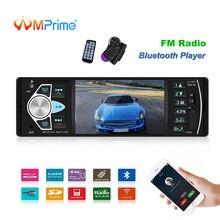 """AMPrime 4022D 4.1 """"Schermo Digitale 1Din Auto Radio di Sostegno USB AUX FM BT Volante di Controllo Remoto Con Inversione macchina fotografica"""