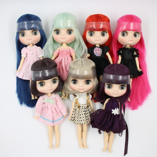 TBL Middie Blythe Doll 14 Jointed Body Options 20cm
