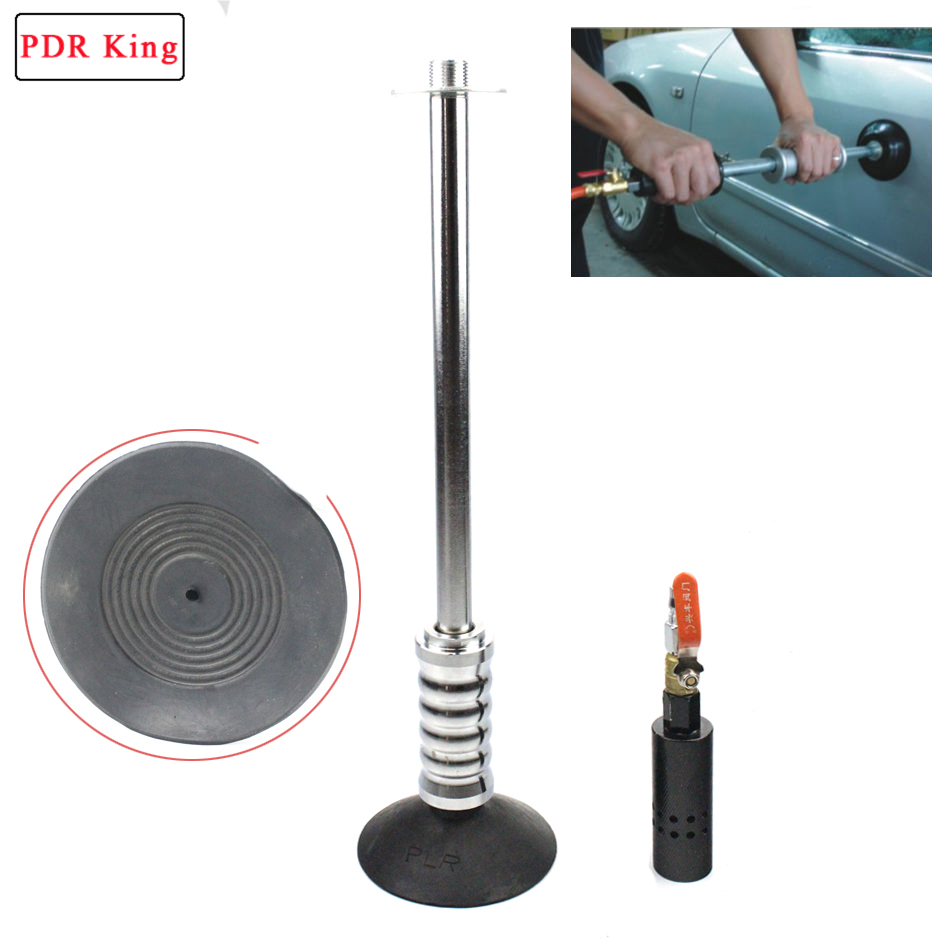Air Pneumatic Dent Puller tools Car Auto Body Repair Tool Suction Cup Slide Hammer PDR KING