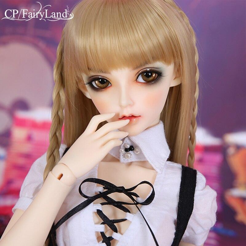 docka bjd sd Fairyland Feeple 60 Celine siut fullser FL 1/3 modell - Dockor och tillbehör - Foto 2