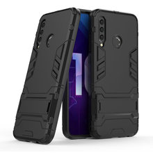 Armor ShockProof Case For Huawei Honor 10i 10 3D Shield PC+Silicone Phone Cover 20i Lite