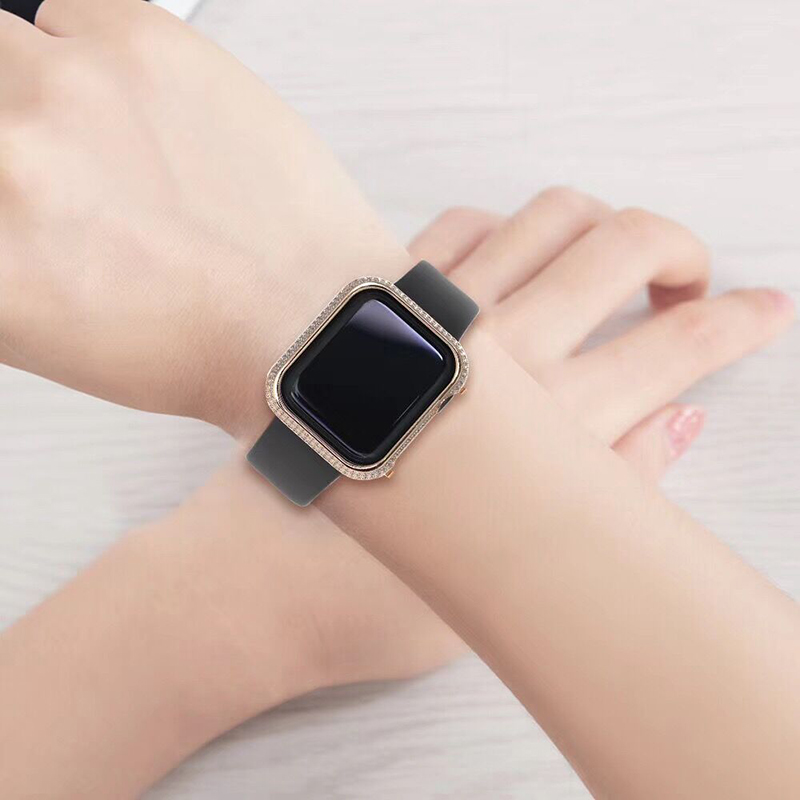 Luxury watch case for apple watch series 4 (6)